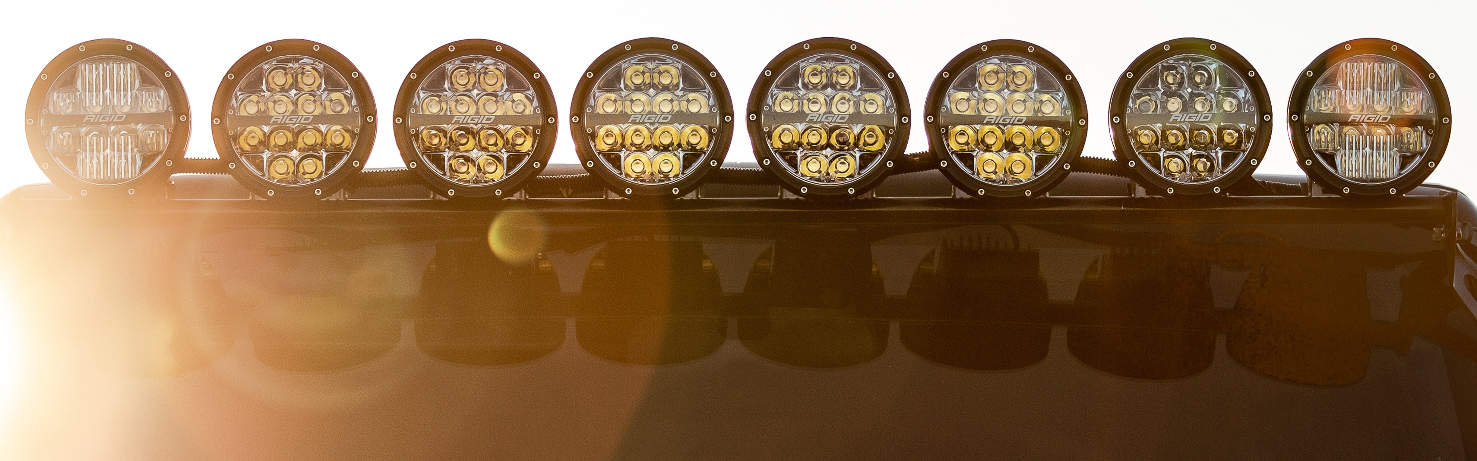 360-Series Round Lights Now Shipping!