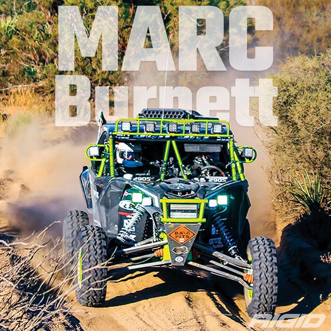 Marc Burnett
