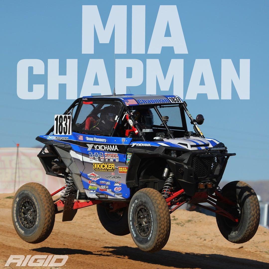 Mia Chapman