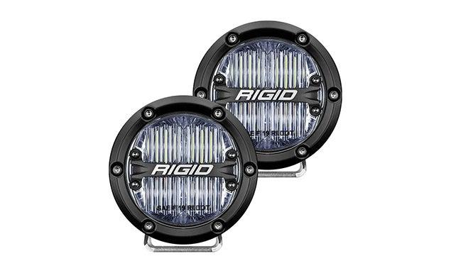 SAE 360 Series White LED Lighting