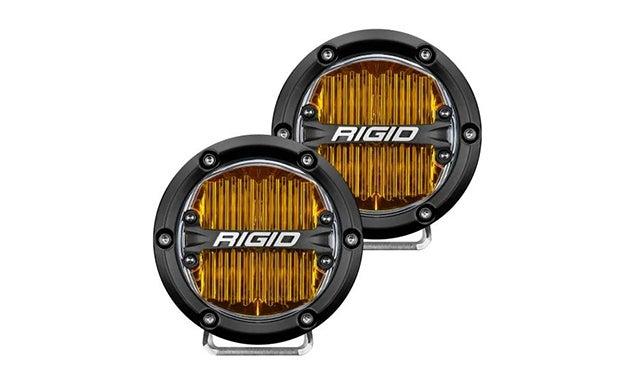 SAE 360 Series Yellow LED Lighting